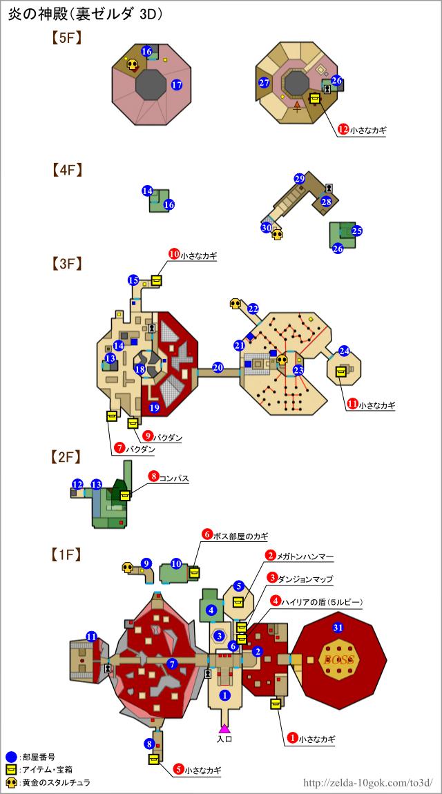 ゼルダ の 伝説 時 の オカリナ 裏 攻略